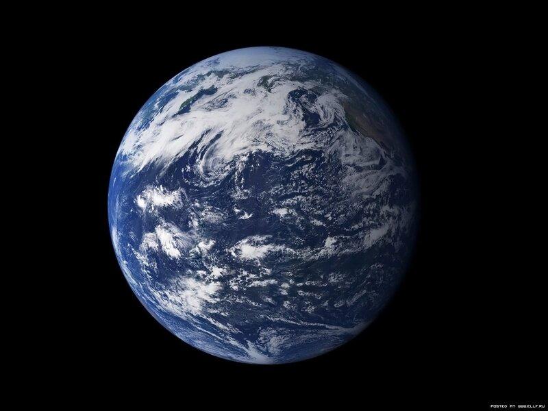 1. Водная планета