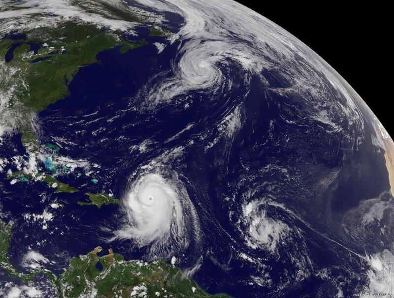 10. Три бури