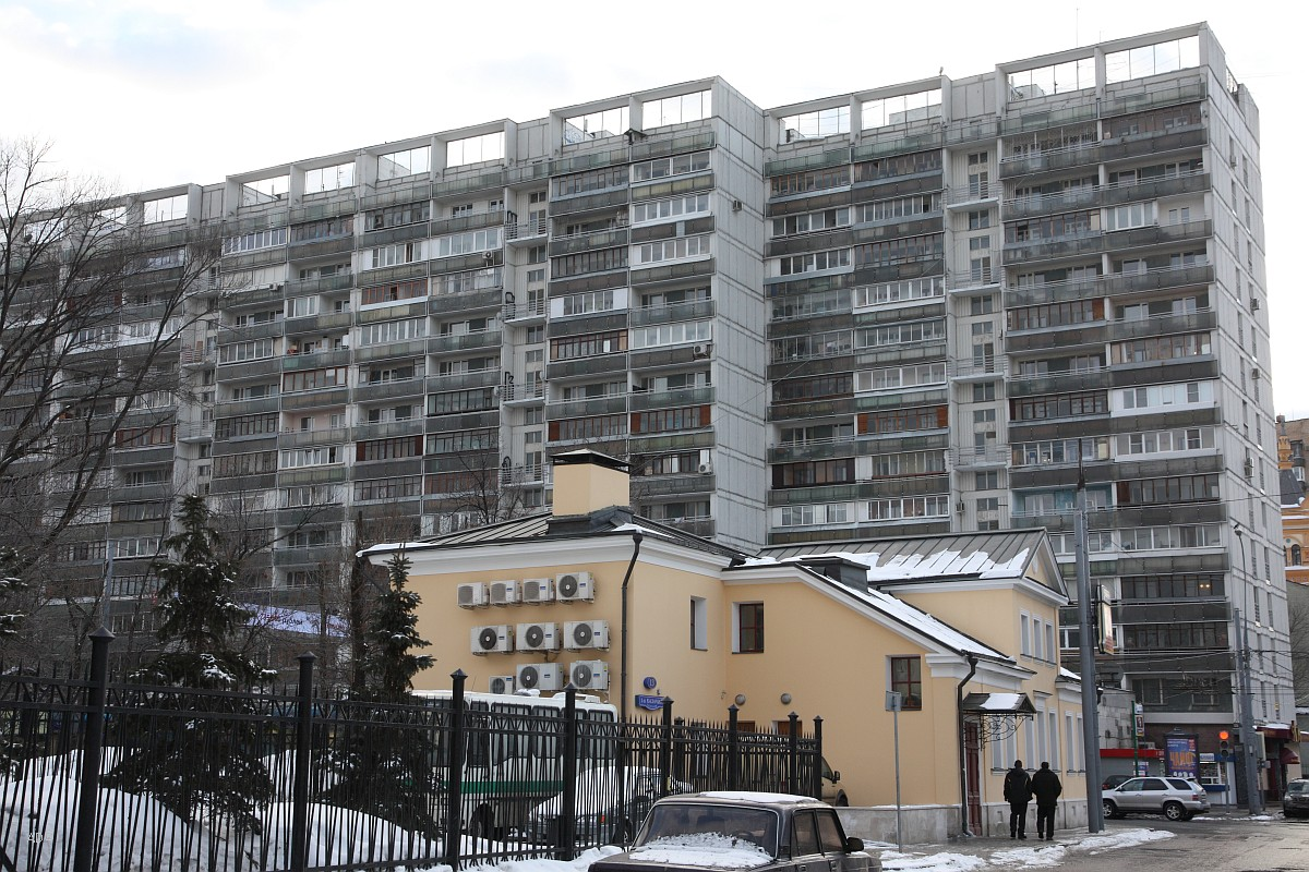 улица Большая Полянка, 30