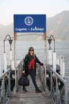 Лугана Швейцария апрель 2011