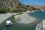 Монастырь и пляж Превели, Крит