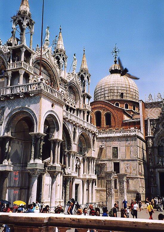 Зарисовки Венеции - 2003 г.