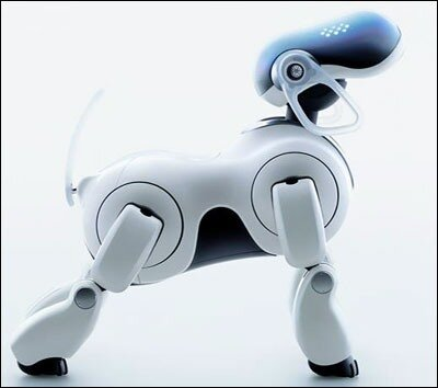Робо-собака Aibo