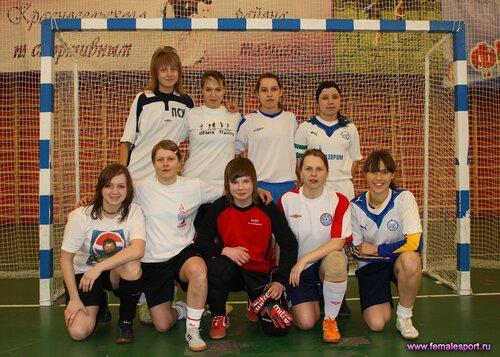 United Female Cup - междугородний женский турнир по мини-футболу