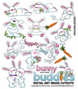 AL Bunny Buddy