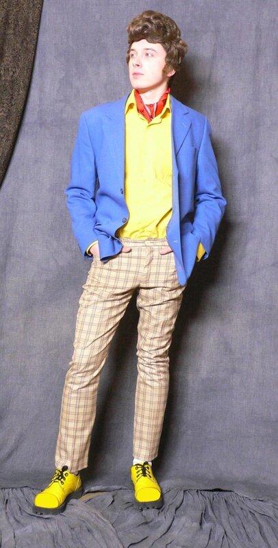 0 5a13e a26c19ea XL Коллекция костюмов «Стиляги» в стиле 1950 х годов (фотографии)