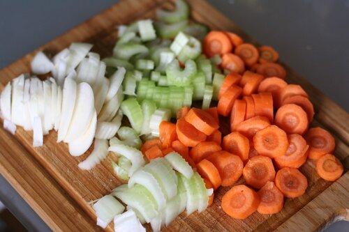 Я люблю Джейми Оливера или самый простой томатный суп по его рецепту