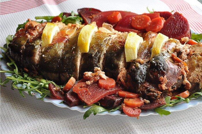 Подробный рецепт приготовления рыб в духовке с фото и по шагам