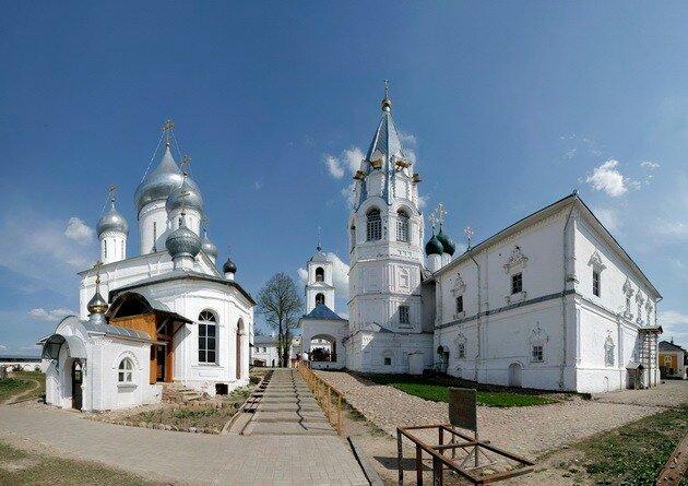 Никитский мужской монастырь. Переславль-Залесский