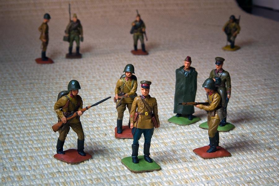 Объемные солдатики своими руками 89