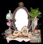 Картинки по запросу дамское зеркальце png