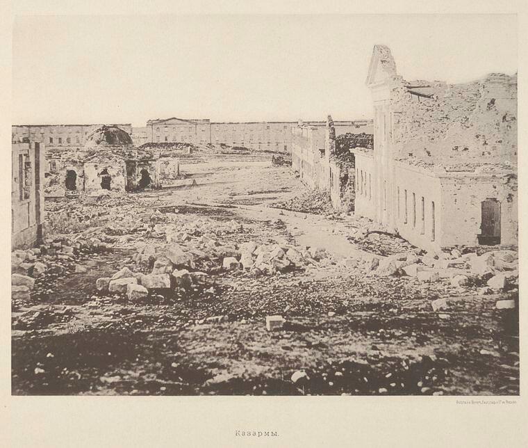 Лазаревские казармы