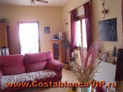 вилла в Monte Pego, вилла в Монте Пего, недвижимость в Испании, вилла в Испании, Коста Бланка, CostablancaVIP