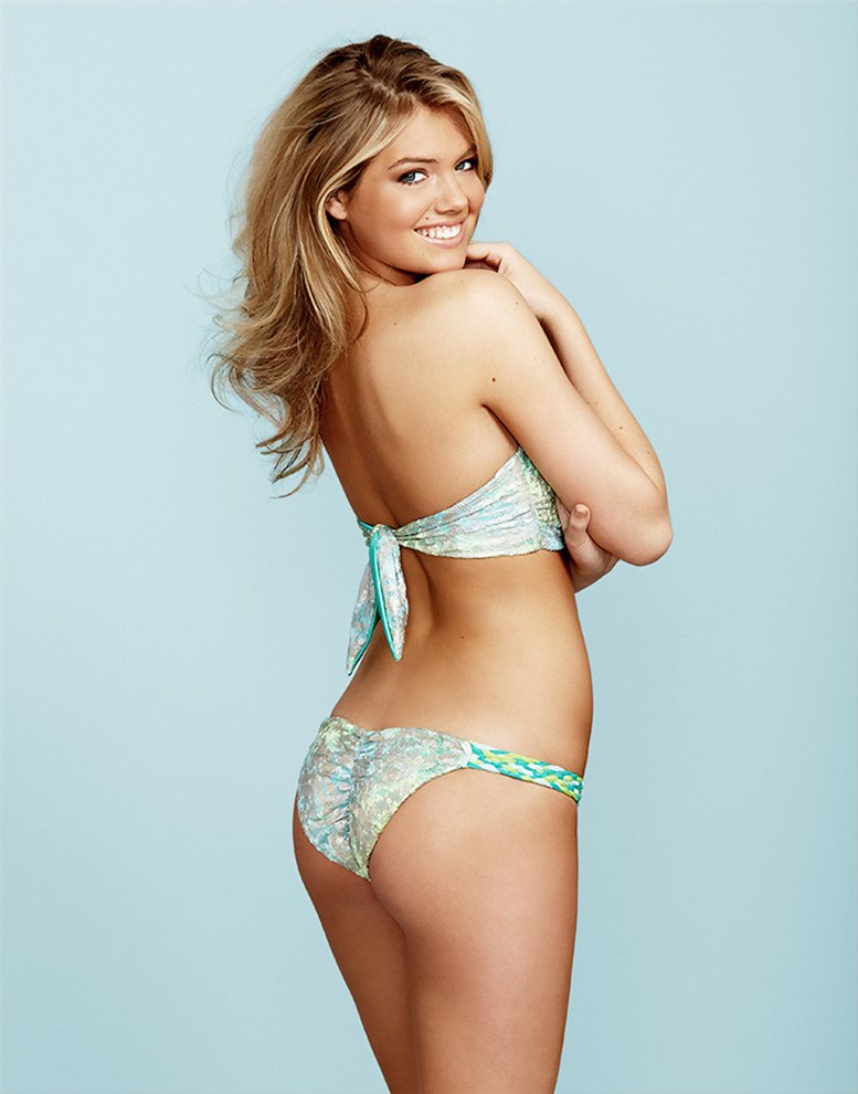 Кейт Аптон / Kate Upton for Beach Bunny 2011 Swimwear