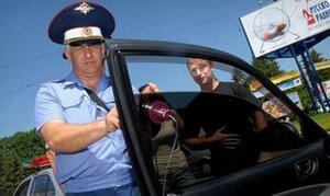 Во Владивостоке 22-летнего парня арестовали за тонировку не по ГОСТу