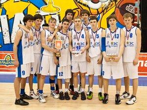Юные баскетболисты из Владивостока и Сибирцево - в финале Школьной лиги