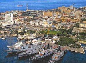 Центральные улицы Владивостока приобретут новый  облик