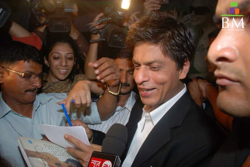Magazine Filmfare Launch fans December 2008