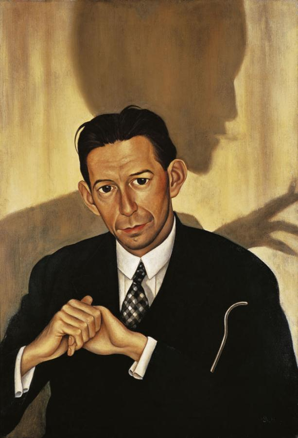 Dr. Haustein, 1928 by Christian Schad