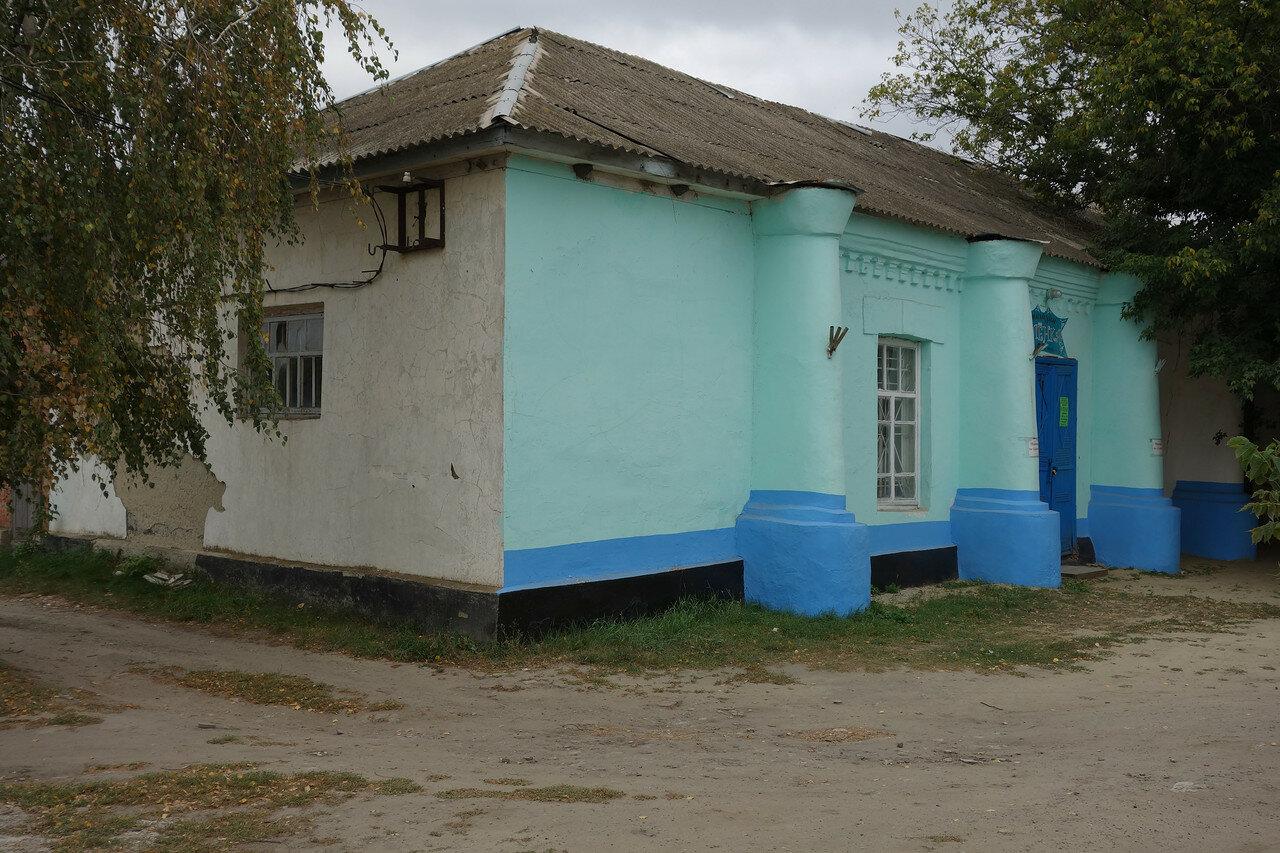 магаз в селе Маньково