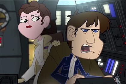 Пятый эпизод «Звездных войн» глазами поклонников