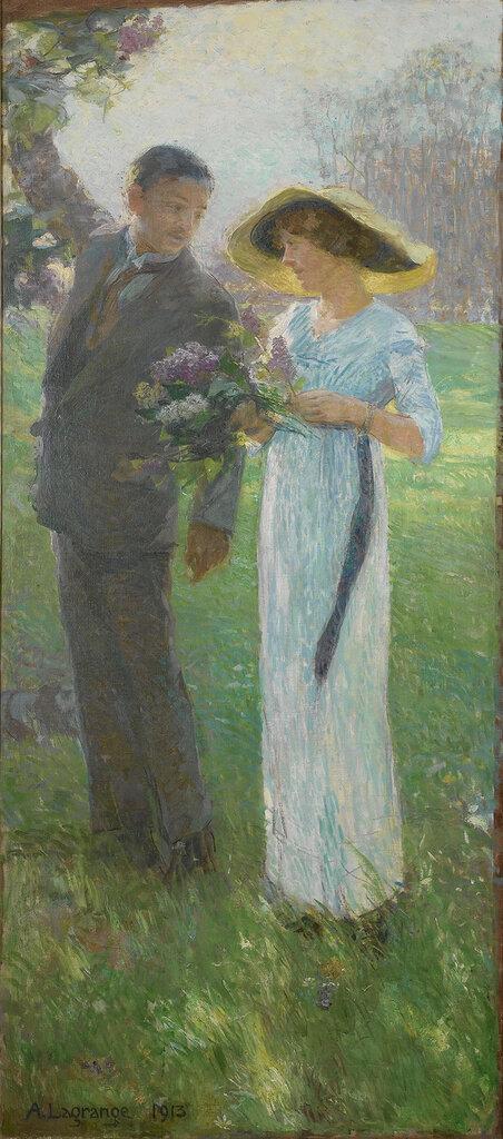 Andre Lagrange, 1889-1958. �������� ����. �������. 195 x 336 ��-1.jpg