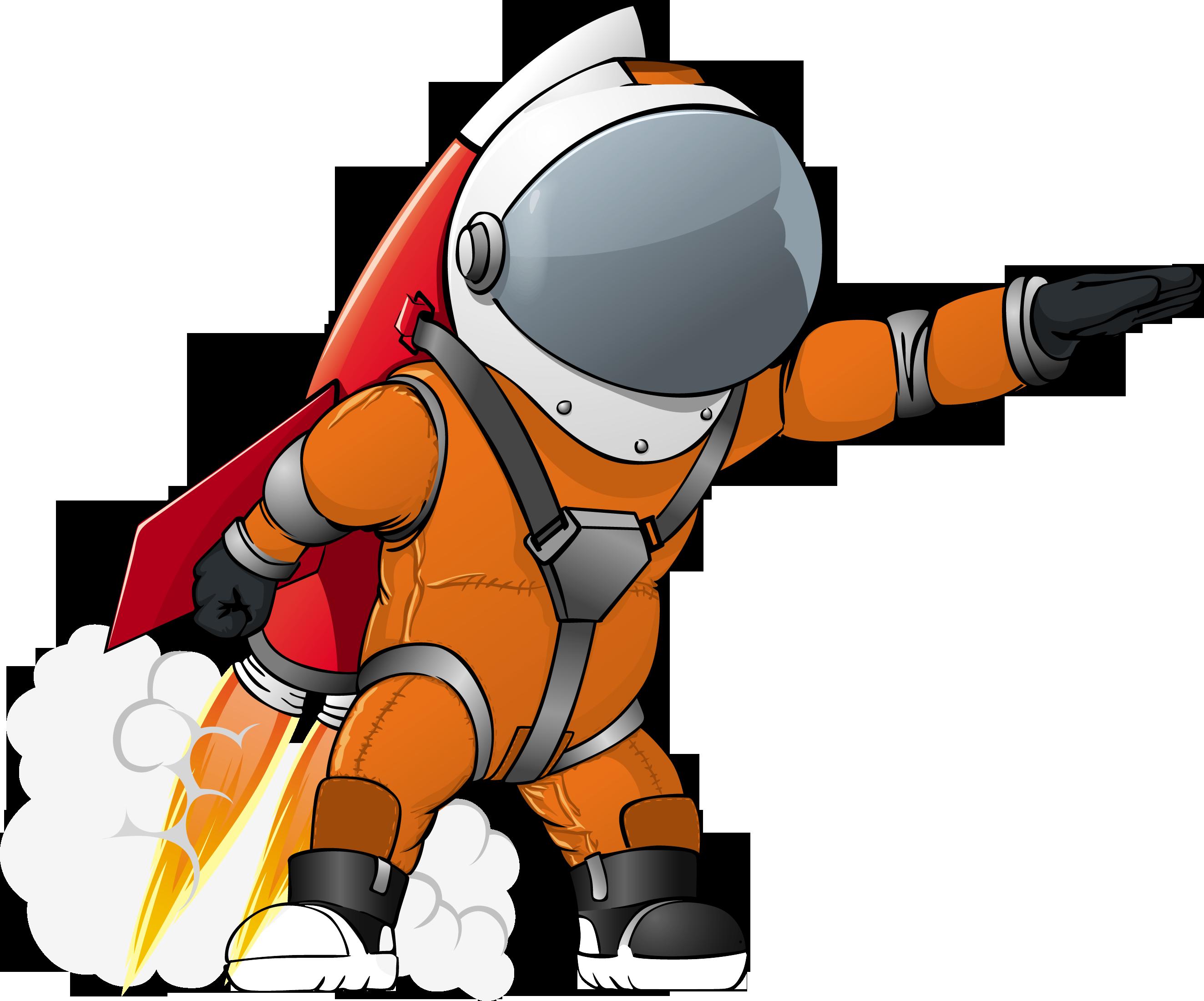 Космонавты картинки