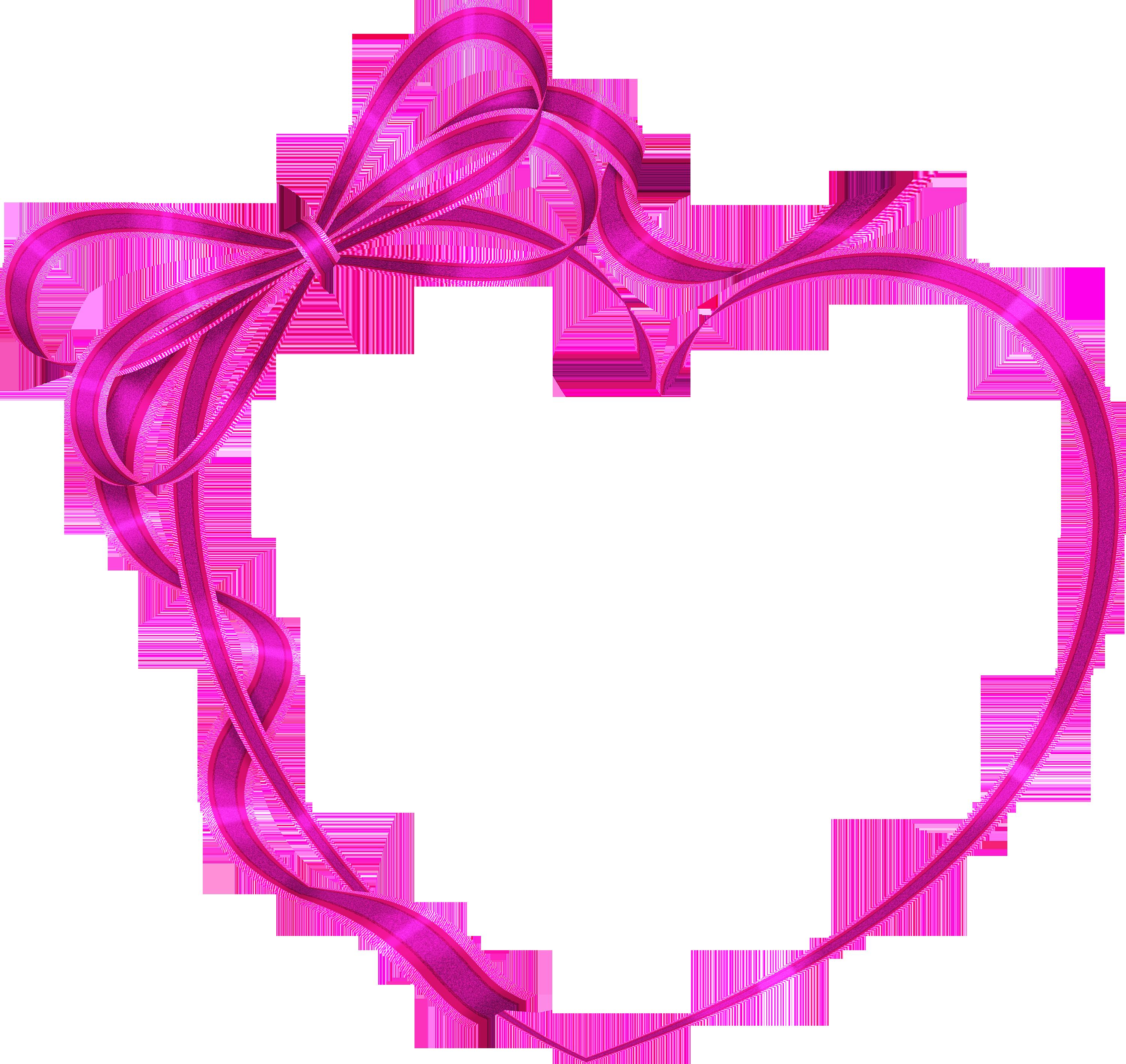 Рамки — сердца