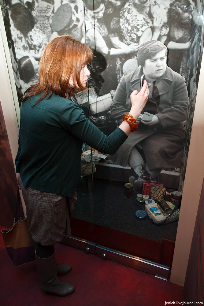фото, фотография, музей политической истории, Советский общепит, выставка