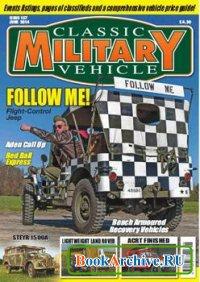 Журнал Classic Military Vehicle 2014-06