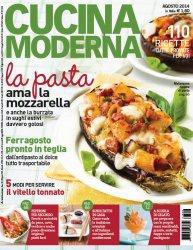 Журнал Cucina Moderna - Agosto 2014