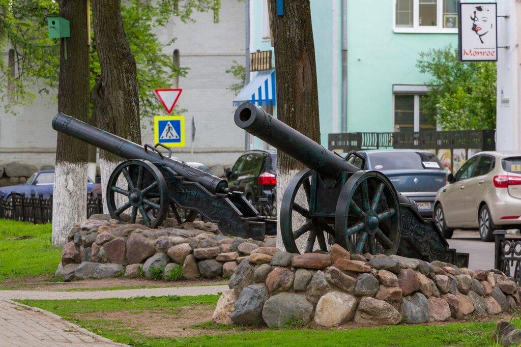 Пушки, Ярославль
