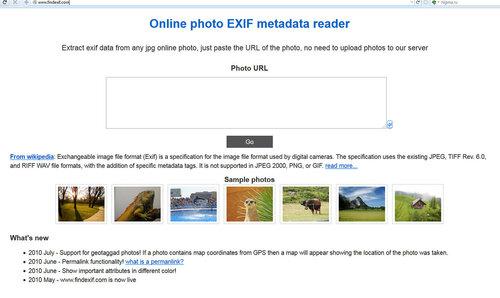 Exif онлайн - фото 6