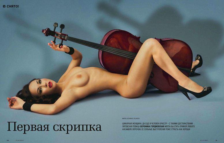 �������� ����������� � Playboy ������, ������ 2012