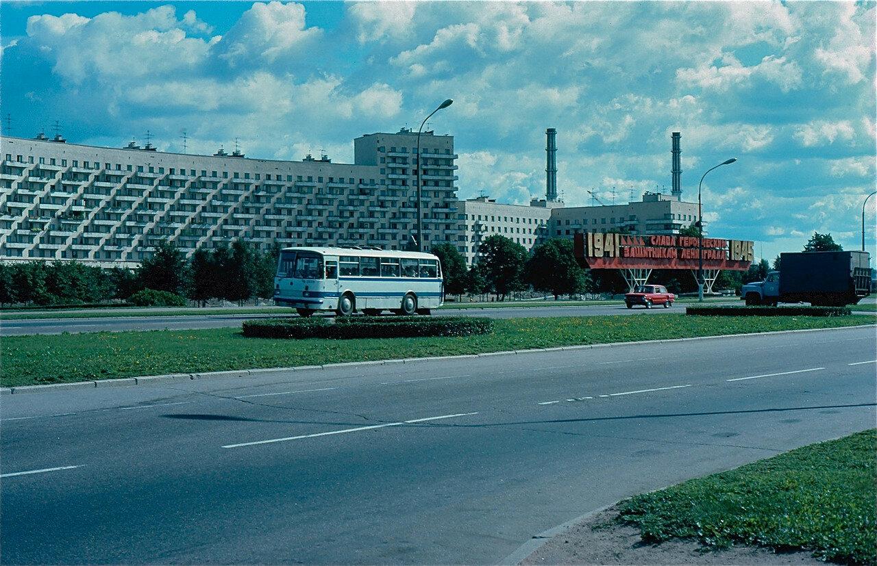 16. Окраины Ленинграда
