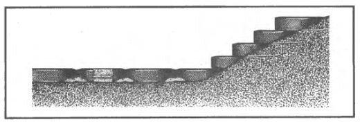 Различные сооружения из автомобильных покрышек