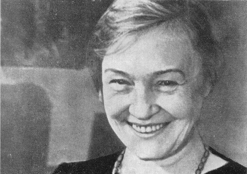 Ольга Берггольц - голос надежды блокадного Ленинграда