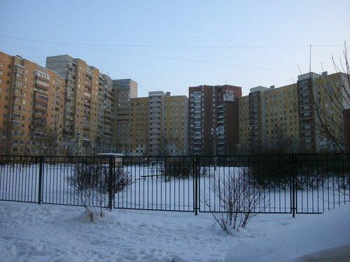 ул. Маршала Захарова 30к1