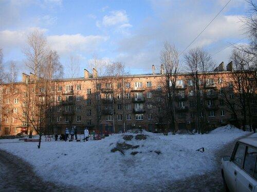 Кондратьевский пр. 50