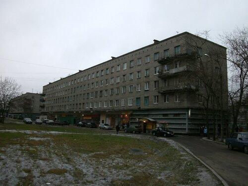 2-й рабфаковский пер. 18