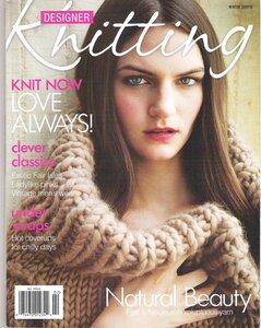 Designer Knitting 10-2009 (вязание).  Ируся. журнал по вязанию.