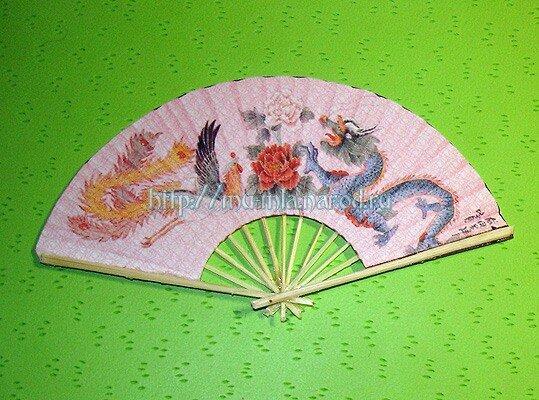 Китайские поделки из тканей