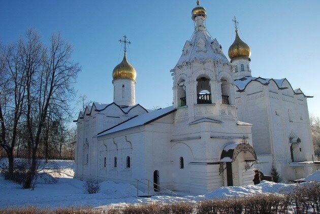 Введенский храм. Сергиев Посад