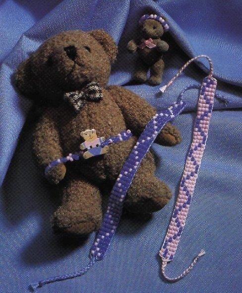 Мастер-класс по плетению ленточек из бисера, который мы вам сегодня представляет, научит вас делать...