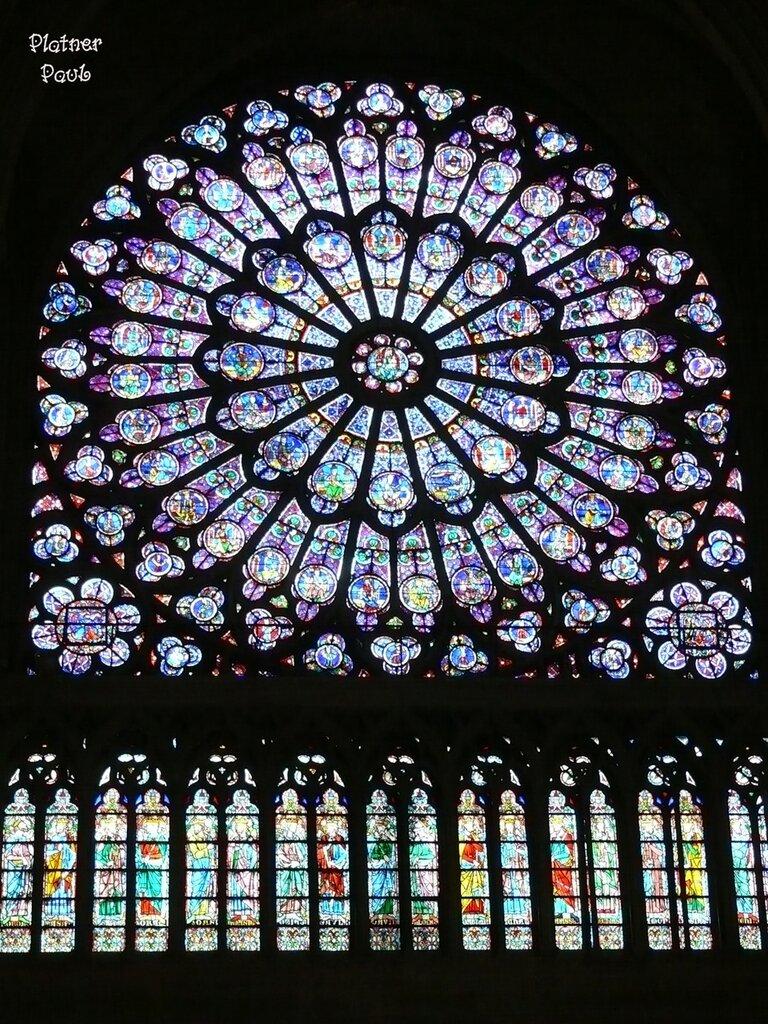 Обои витражное стекло, плащь, Витраж, церковь, мужчина. Разное foto 17