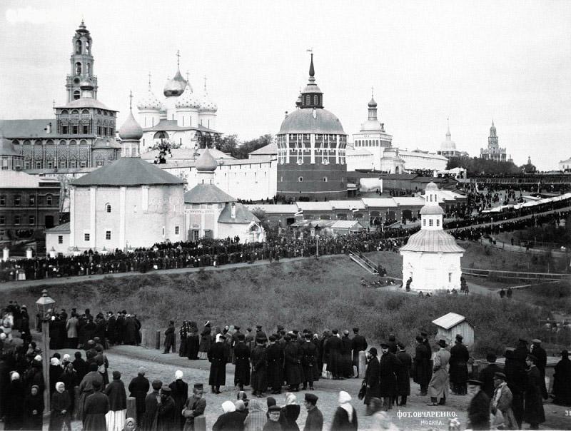 «Сейчас ситуация схожа с той, что была накануне революции 1917 года»