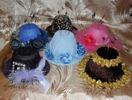 Новые шляпки своими руками