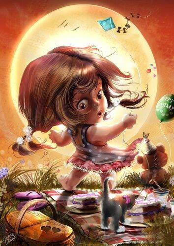 Творчество Cris de Lara 16