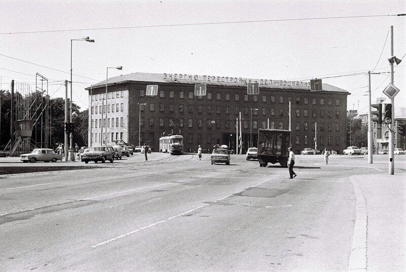 Калининград - Старые фотографии.