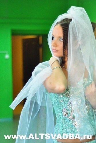 Барнаул окунули в Свадебную атмосферу